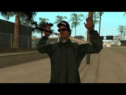 Gta San Andreas Cut Dialogue Reactions From Ryder Cj