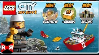 LEGO City My City 2 - New Vehicles and Buildings Update - iOS / Android Gameplay