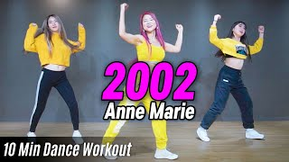 Dance Workout ENG Anne Marie 2002 MYLEE Cardio Dance Workout 마일리 다이어트 댄스