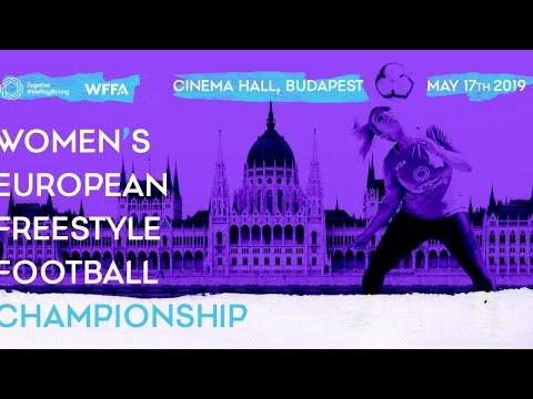 Women's European Freestyle Football Championship 2019