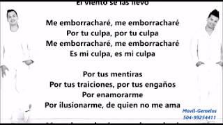 Lin Ramirez - Me Emborrachare - Karaoke