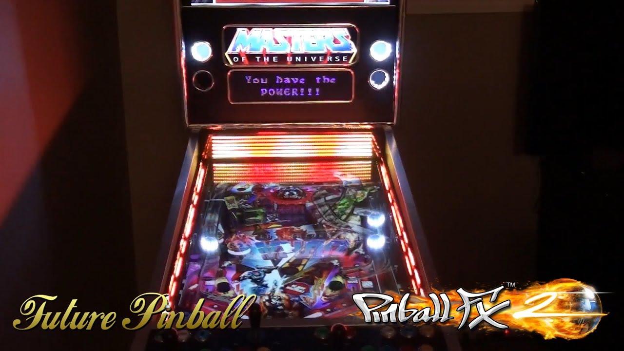 Pinball Fx3 Cabinet Mode Code