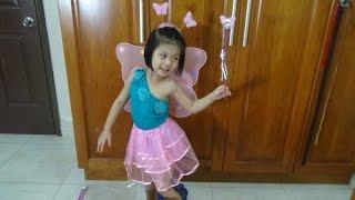 Váy cánh tiên đẹp như thiên thần cho bé | Thời trang trẻ em | PA channel