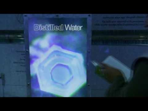 Dr Emoto Inspired Water Research - Research into water is just beginning