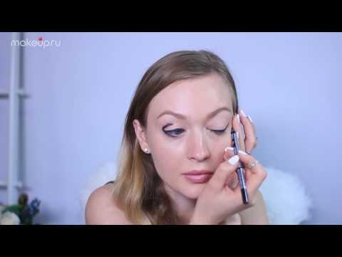 Как сделать макияж смоки айс?
