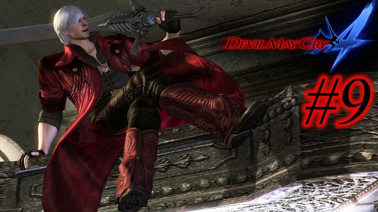 Dante means BUSINESS!! | Devil May Cry 4 SE - Part 9