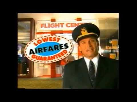 Australian Flight Centre ads