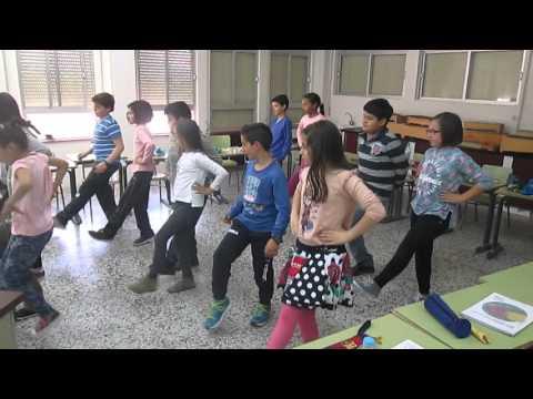 La Raspa, Danza Mexicana  Colegio San Francisco, Jumilla, Murcia