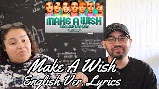 Download NCT U (엔시티 유) - 'Make A Wish (Birthday Song)' English Ver. Lyrics   REACTION