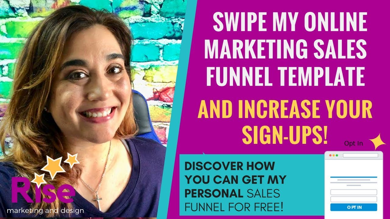 SWIPE MY Online Network Marketing Sales *SHARE FUNNEL TEMPLATE* To SIGN MORE PEOPLE UP!