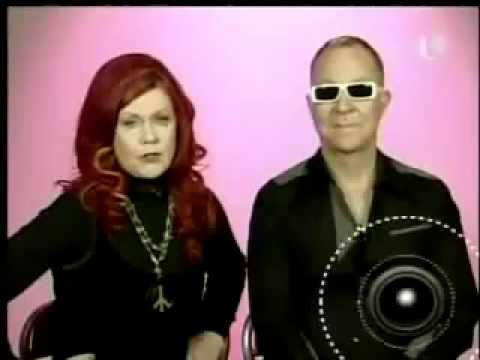 The B-52s - Funplex Interview with Kate Pierson & Fred Schneider