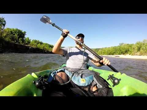 Buffalo River 4 Day Trip W/ Okc Kayak - YT