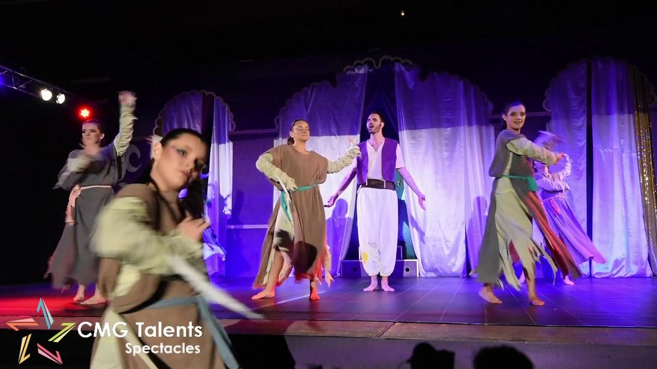 Aladdin, le spectacle musical - CMG Talents (Un monde à changer)