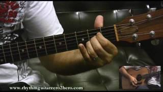 3 Chord Trick: Easy Acoustic Guitar Songs For Beginners