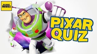 The Ultimate Disney Pixar Trivia Quiz!