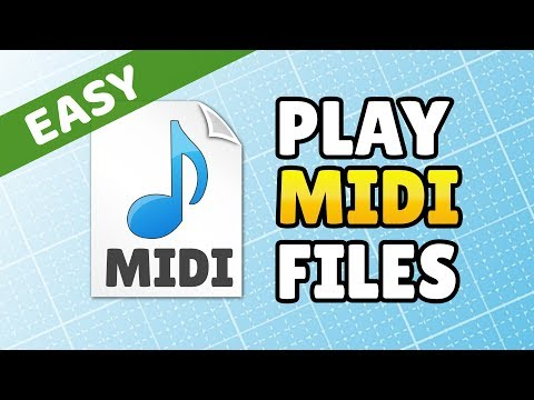 How To Play MIDI Files (.mid) In VLC On Windows