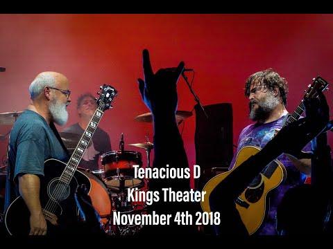 Tenacious D | All Songs | Kings Theater | November 4th 2018