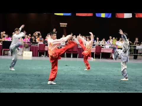 Opening Ceremony - The 12th Hong Kong International Wushu Competition 2017