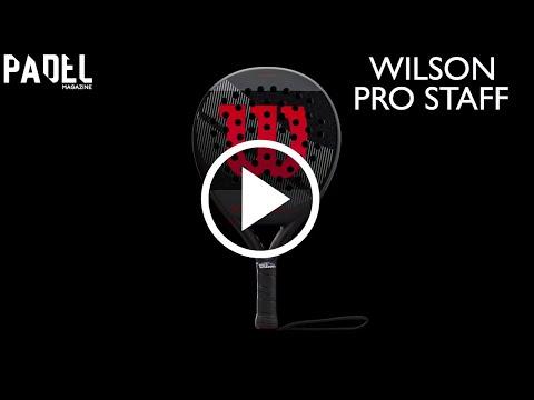 TEST! Wilson Pro Staff