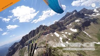 XPYRIENCE: A paragliding adventure in the Pyrenees