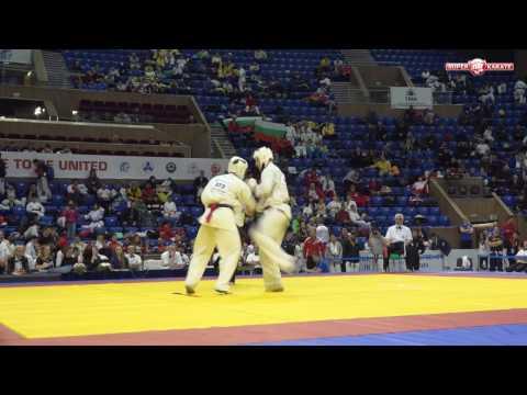 Aleksandr Shvets Vs. Ivan Popov. Final 5th KWUchamp