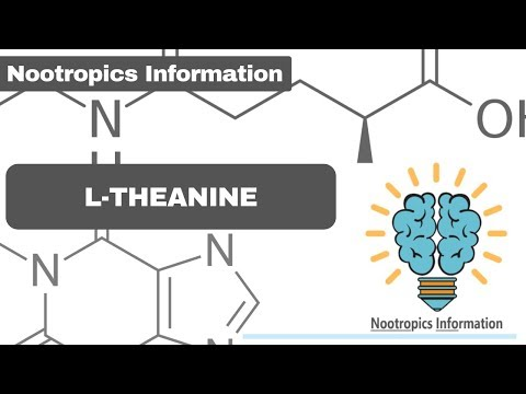 l-theanine---nootropics-information-#theanine