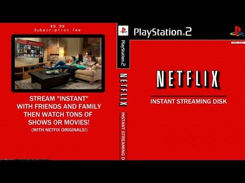 Netflix 2018 no Playstation 2? verdade ou mito?