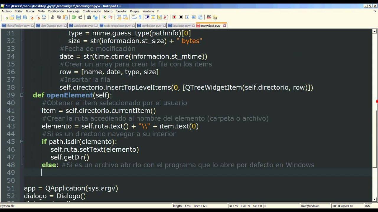 pyqt5 tutorial python 3 pdf
