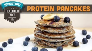 Protein Pancakes NO POWDER! - Mind Over Munch Kickstart Series