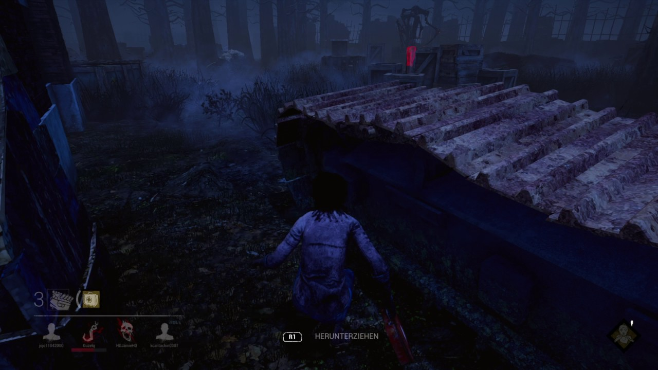 Dead by Daylight - Hatch does not exist if there are more than two  generators to repair - EVIDENCE