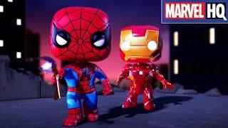 Marvel Shorts: Compilado | Disney XD Oficial