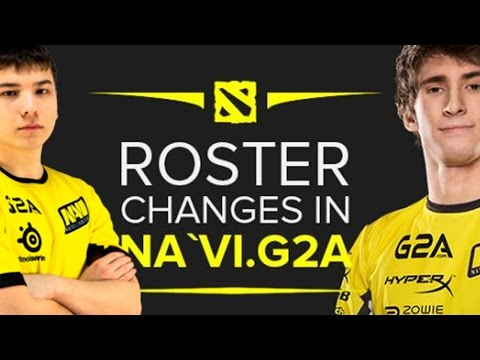 New old Na`Vi Team Debut Match Dota 2 | SoNNeikO is back!