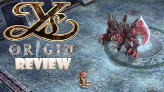 Ys Origin (Switch) Review (Video Game Video Review)