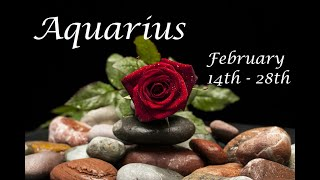 Aquarius ♒️ 💖 They are planning a future with you.....