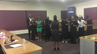 Emlanjeni SMES Choir