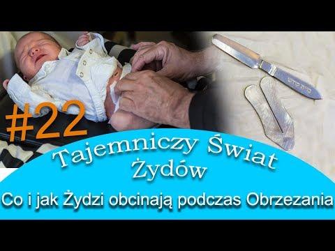 Obrzezanie - co i jak Zydzi obcinaja chlopcom - Tajemniczy Świat Żydów #22