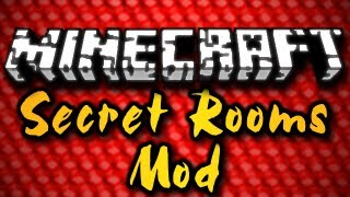 Minecraft Secret Rooms Mod for 1.3.1 - 1-WAY GLASS, GHOST BLOCKS, & MORE! (HD)