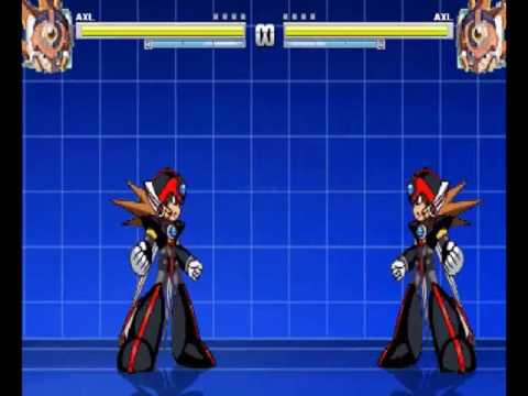 Mugen Megaman Chars