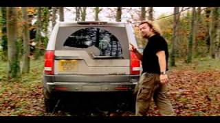 Fifth Gear - Land Rover Discovery 3
