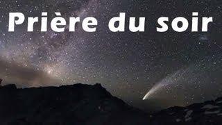 Prière du soir - Sous les étoiles