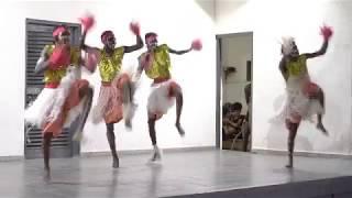Gambia Star Dancers performance (1080P)