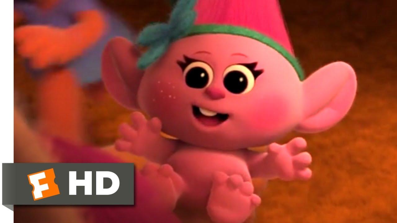 Download Trolls - Saving Princess Poppy Scene   Fandango Family