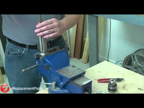 How to Repair a Drill Press Spindle - YouTube