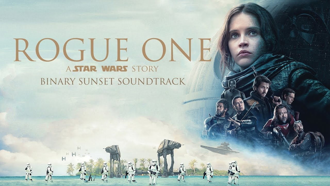 Rogue One A Star Wars Story Binary Sunset Soundtrack Youtube