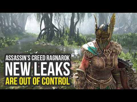 Assassin S Creed Ragnarok New Leaks Potential Post Launch