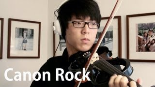 Canon Rock - Jun Sung Ahn & Sungha Jung Collab