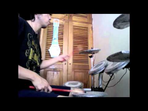 Kreator - All of the same blood (Drum Cover)