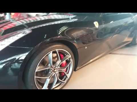 Dubai Ferrari world