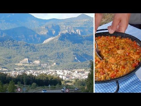 Rice with Chichen - The genuine Arroz con Pollo (Arròs amb pollastre) from Cataluña