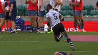 Seven of the best tries -  London 7s